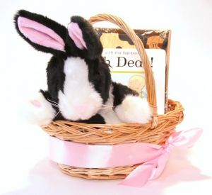 ... toddlers. Rabbit is a long-sleeved member of The Puppet Company and