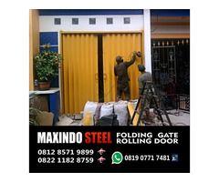 Jual dan service rolling door dan folding gate secara online dengan harga murah dan berkualitas untuk daerah Lubang Buaya jakarta timur, tlp...