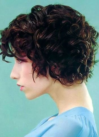 Image 109. Short curly/wavy hairstyles pictures.