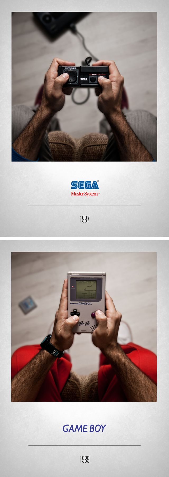 Video Game History Through Controllers – Fubiz™