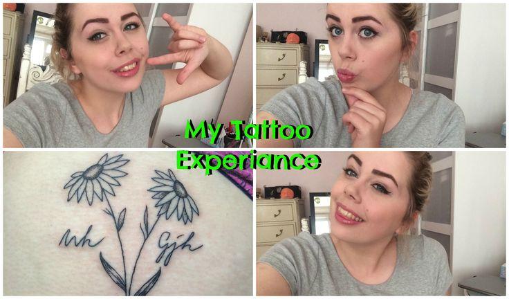 My First Tattoo Experience | Charli Crescendo