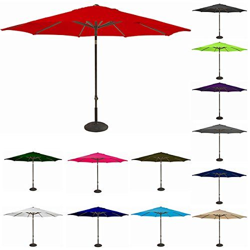 Trend Replacement Round Parasol Cover m Spar http poshgarden