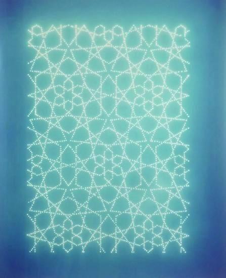 Christopher Bucklow. UK. (Technology, Pattern) // Danziger Gallery