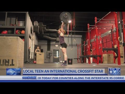 Wake County teen has sights set on weightlifting at 2020 Olympics - IBOtube