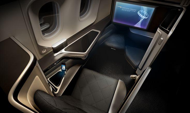 Quand la première classe du Dreamliner de British Airways nous fait rêver - http://www.leshommesmodernes.com/dreamliner-british-airways/