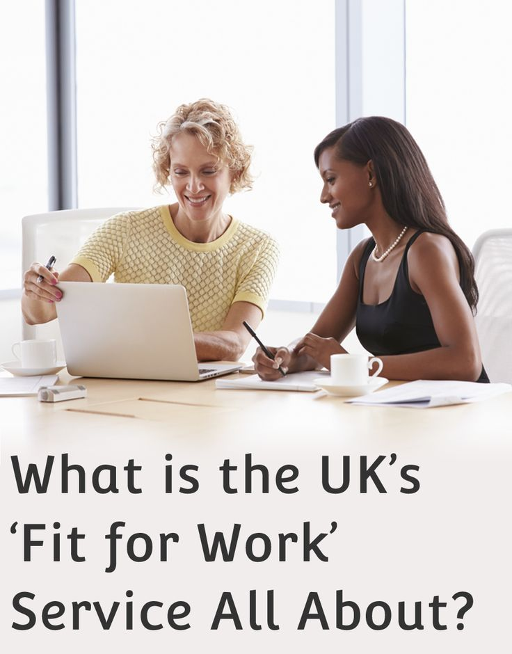 What is the UK's 'Fit for Work' Service All About? #FitForWork #HR #HRTips