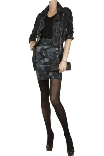 Tie Dye Herve Leger Bandage skirt Size XS $175