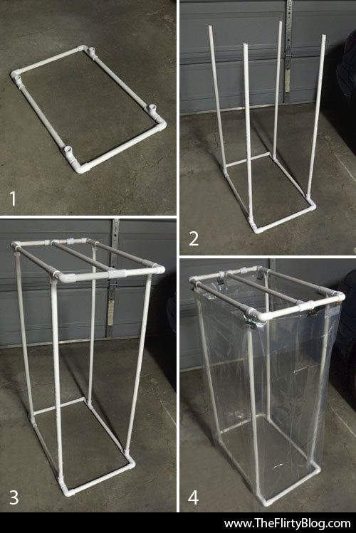 1000 images about pvc the wonder pipe on pinterest for Pvc pipe dressing room