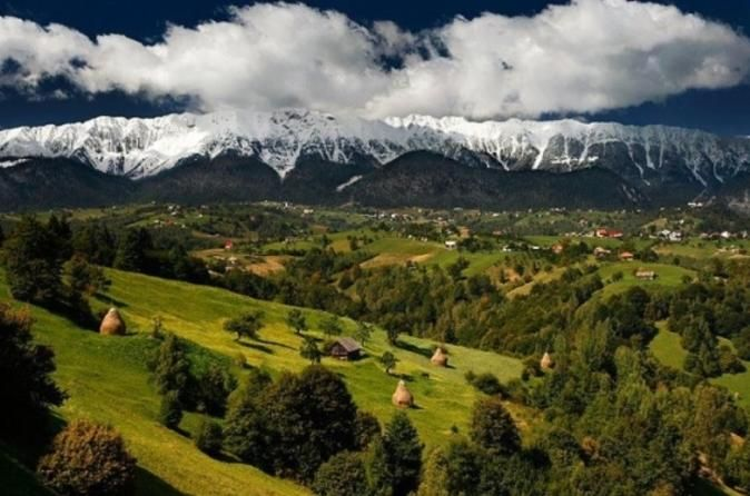 7-Day Private Tour to Romania and Bulgaria from Bucharest This tour combines important and beautiful regions of Romania with some interesting and full of history sites of its neighbor Bulgaria. In Romania you have the opportunity to see: the astonishing Transylvania with its castles and fortresses surrounded by myth and legend such as the one of the famous Dracula, medieval cities like Sighisoara, calm and wonderful Brasov, reminders of Communism like the Palace of Parliame...