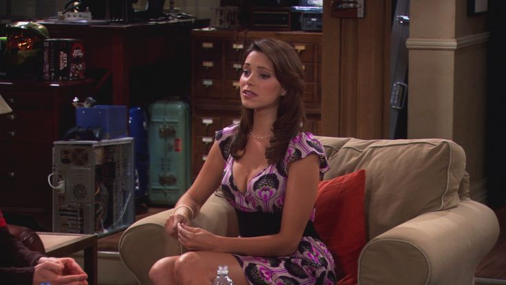 Nude bernadette on big bang theory