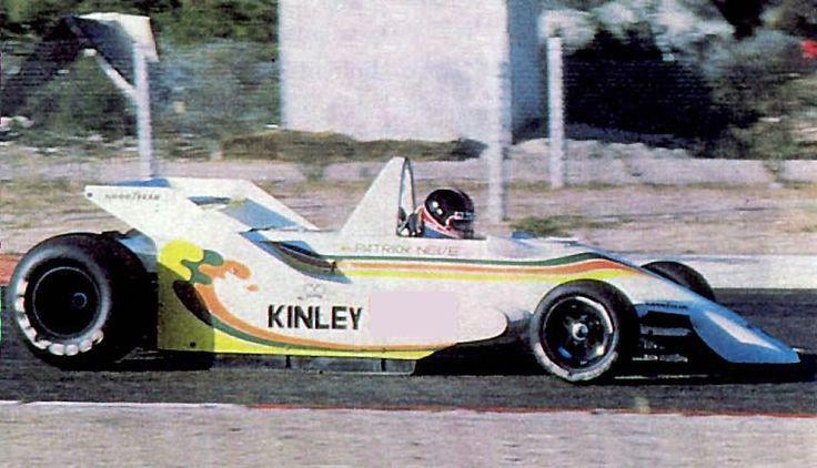 Patrick Neve annonce qu'il passe un accord avec Kauhsen en 1979 pour ce retour en F1...hélas, après quelques essais, le pilote belge (et ses sponsors !!) décide de ne pas donner suite...