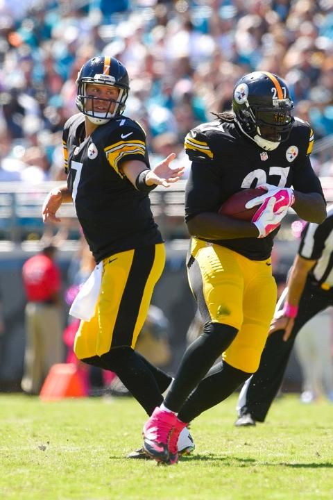 PHOTOS: Steelers vs. Jaguars Game Day - 10/5/14