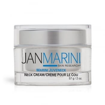 Help for sagging, crepey neck skin with Jan Marini Juveneck