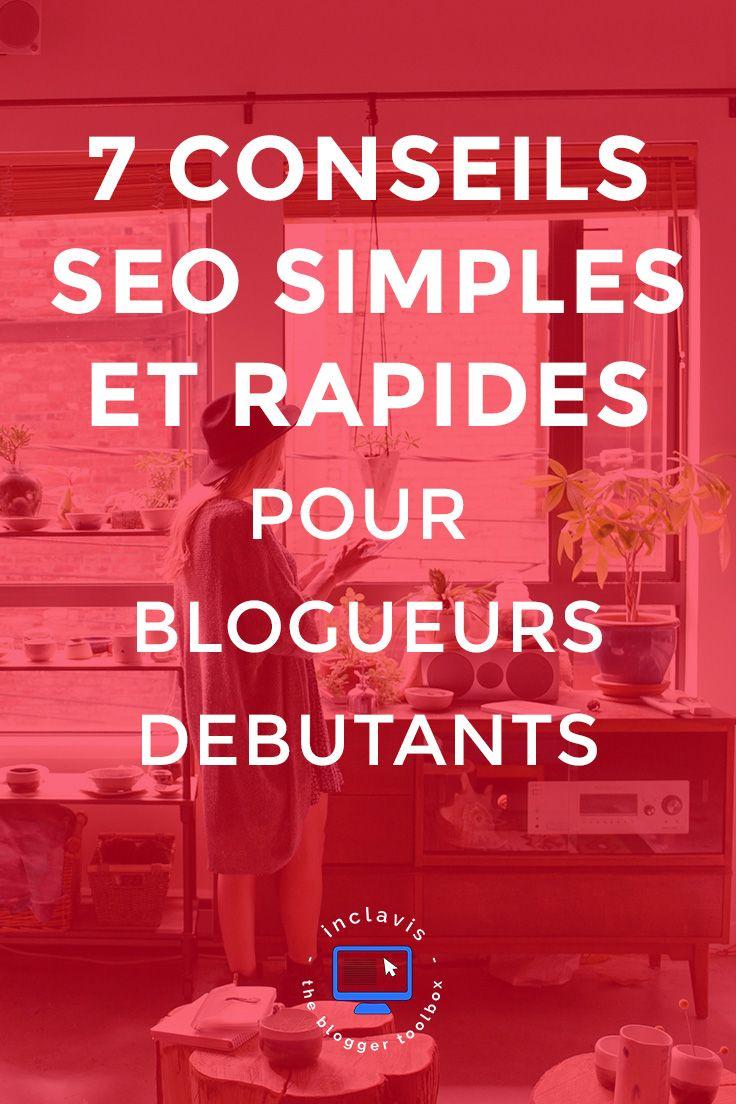 Qu'est ce que la SEO? Qu'est ce que je suis sensée faire pour optimiser mon blog pour les moteurs de recherche? Pourquoi tout est si compliqué?  Si vous vous êtes déjà posé ces questions alors lisez cet article. Il va grandement vous aider à comprendre quels sont les petites choses que vous pouvez faire et qui vont améliorer le SEO de votre blog facilement.  Découvrez donc mes 7 astuces SEO faciles et efficaces pour blogueurs débutants.
