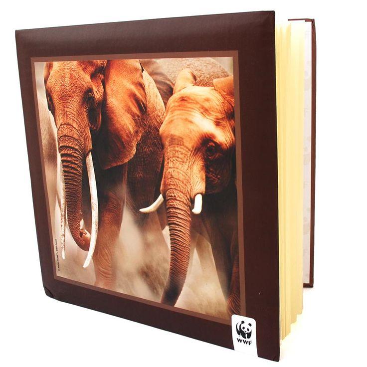 Photo album with rice paper / 4 designs|wwf.gr Bookbinded photo album with rice paper, 30 sheets  Dimensions: 30 x30cm FSC certified paper