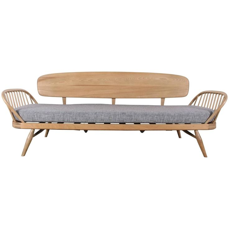 luigi ercolani for ercol daybed couch sofa model 355
