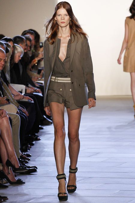Jacket to shoes, this Belstaff look is an overall favorite of mine from Spring 2013 RTW