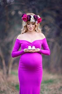 30 Beautiful pregnancy dress ideas and quotes