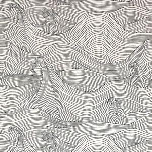 White-seascape