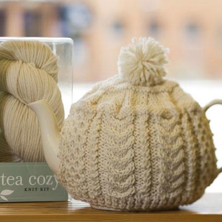 An Aran jumper for your tea!