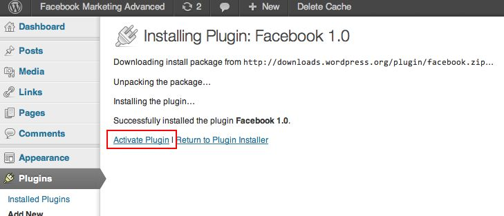 c how to use plugin