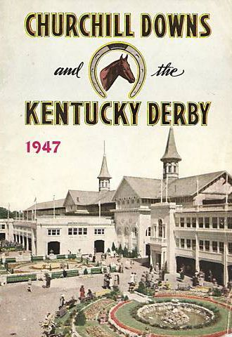 antique kentucky derby images - Google Search