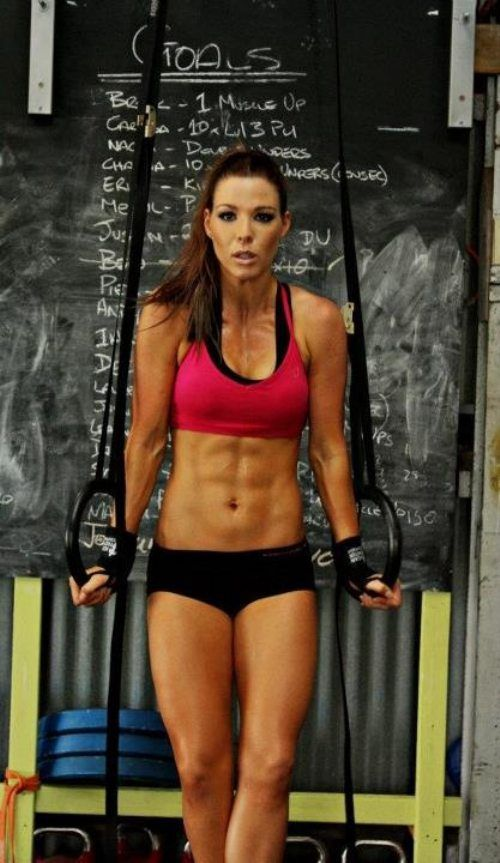 30 Days to the best abs of your life.