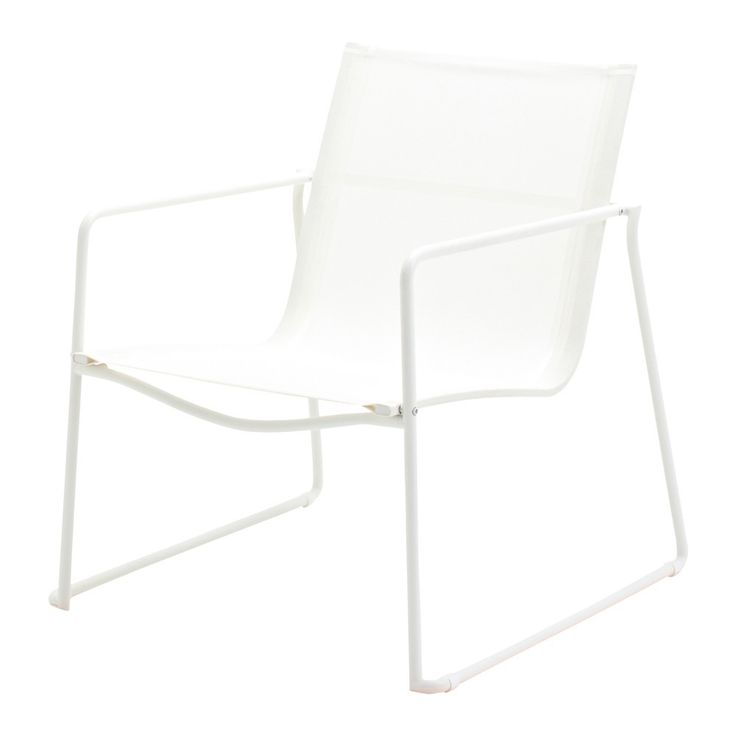 Gloster Asta White Stacking Lounge Chair | 3810W | £536.00  sc 1 st  Pinterest : gloster chaise lounge - Sectionals, Sofas & Couches