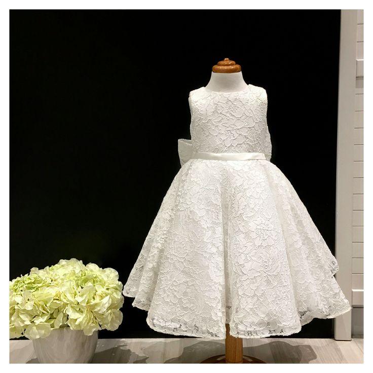 Amanda | First Flower Girl Collection • Emerald Bridal