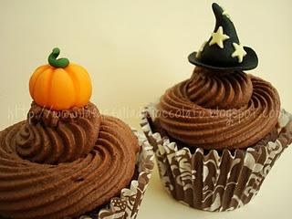 cupcake cioccolato e ciliegia di nigella lawson