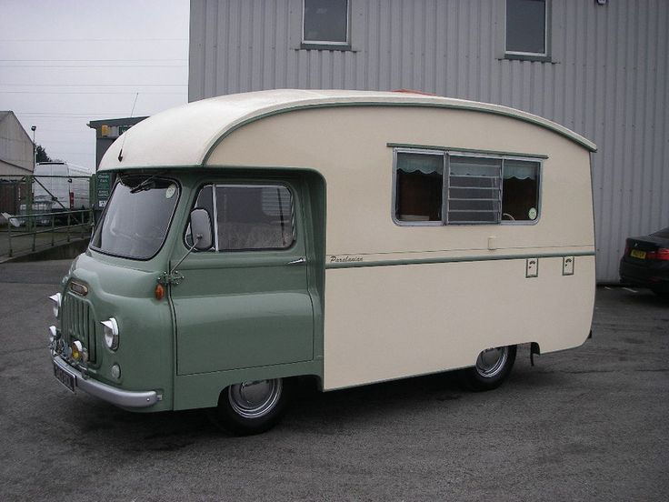1963 MORRIS J2 Paralanian Camper ~ Exceptional Condition