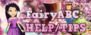 Fairy ABC: HELP/TIPS