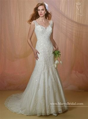 Marys Bridal 6471 At The White Rose And Formal Wear In St Charles