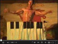 Facet co gra na pianinie Ale bym chciała takiego grajka ! http://www.smiesznefilmy.net/facet-co-gra-na-pianinie #striptizer #klawisz #men