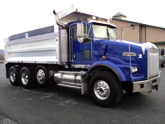 Old Kenworth Trucks For Sale...