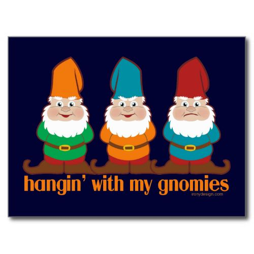 Gnome In Garden: 1000+ Ideas About Funny Gnomes On Pinterest