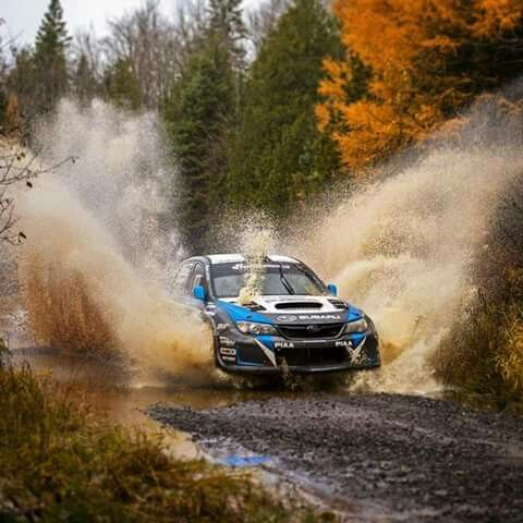 2014 subaru impreza off road