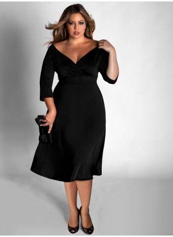basic little black dress ..luv it