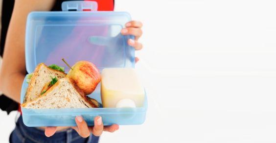 Pausa pranzo: come ridurre i rifiuti del pranzo al sacco