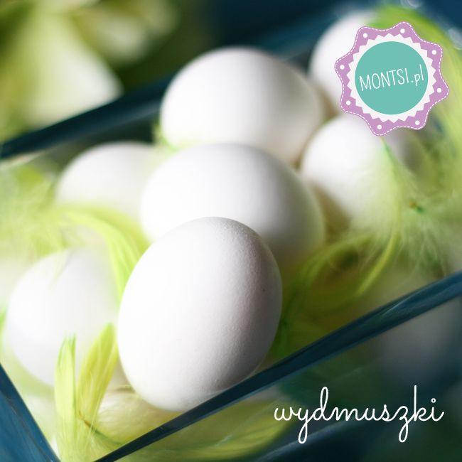 Wielkanocne dekoracje - wydmuszki www.montsi.pl Easter decoration - eggs