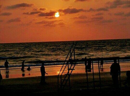 Arabian sea..Ratnagiri konkan Maharashtra