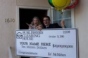 Publishers Clearing House Winner - Mr. Alex Henderson of Aurora, Colorado 80012