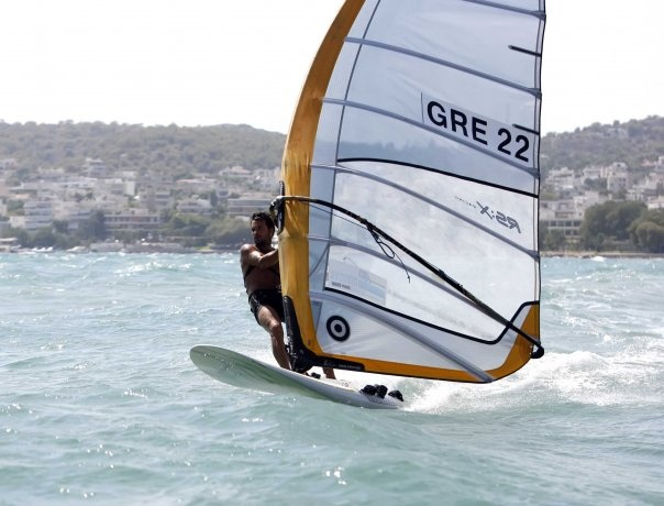 Windsurfing in Andros - One of the best islands for windsurfing