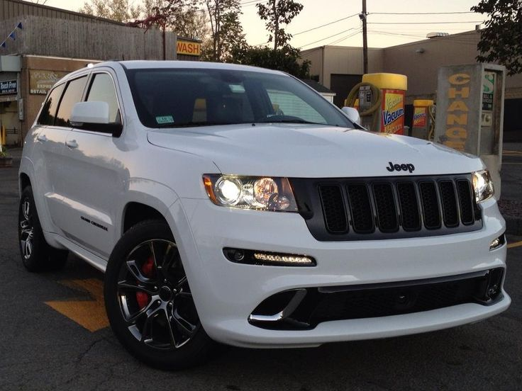 SRT8 Jeep Cherokee... If anybody has a spare $70k I would love this for Christmas lol