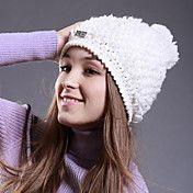 Deniso-1161 Fashion Strikk Winter Hat – NOK kr. 356