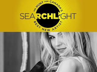 Embrace your Future with Forward Momentum: Julia Haggarty in CBC Searchlight Semi Finals: Fan...
