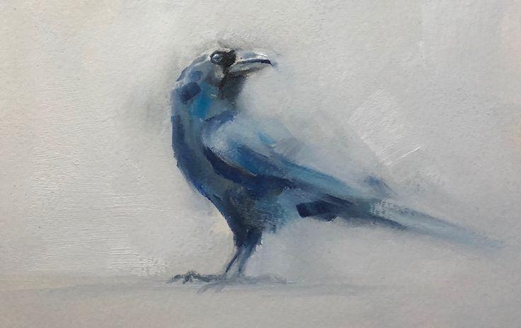 Raven by Julie Brunn