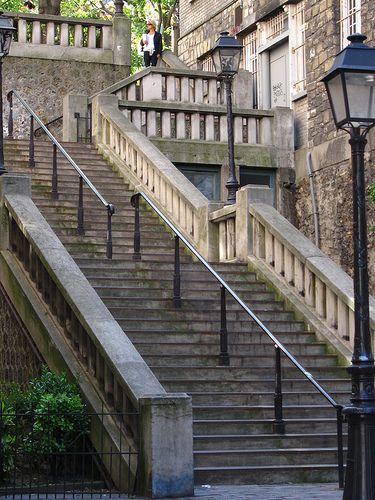 39 best images about les escaliers de paris paris stairs on pinterest. Black Bedroom Furniture Sets. Home Design Ideas