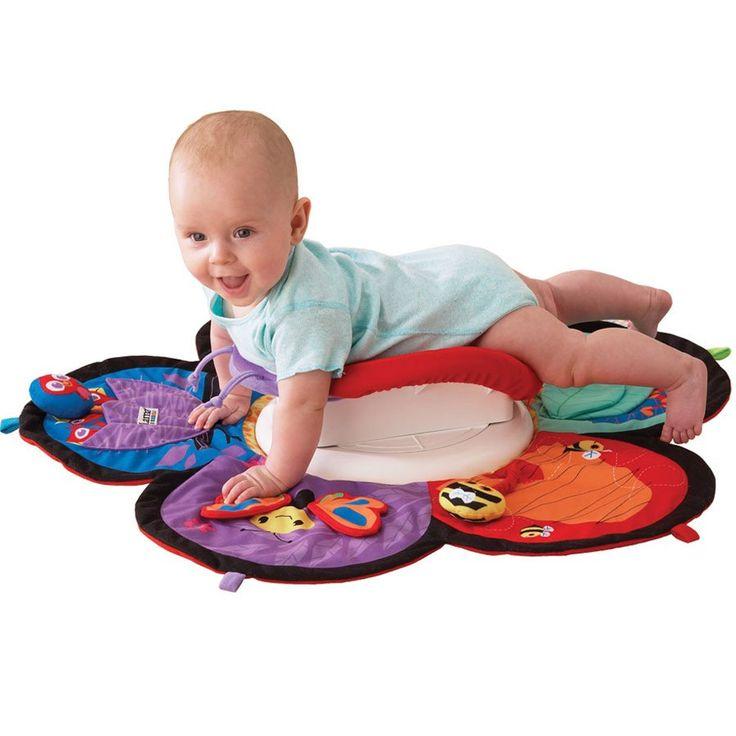 Lamaze Spin & Explore Garden Gym   ToysRUs BabiesRUs Australia