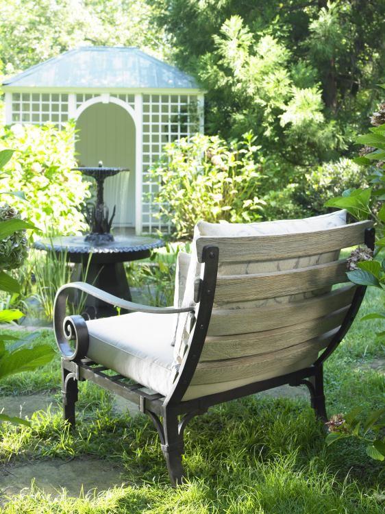 36 best outdoor furniture images on pinterest outdoor furniture outdoor living and outdoor spaces - Maison jardin furniture nancy ...